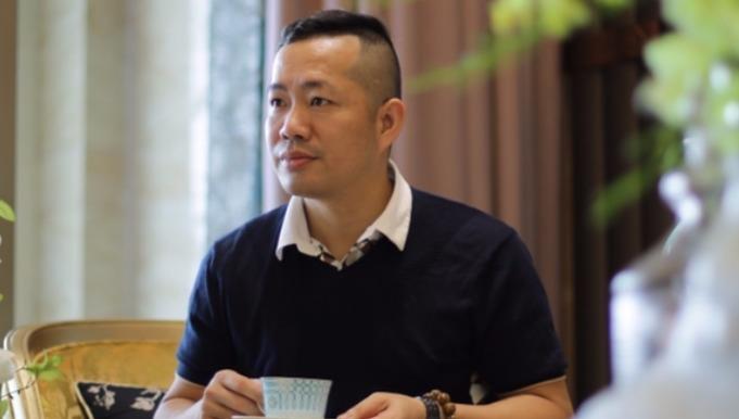启墨-东方传播董事长 《名楼雅居》创始人