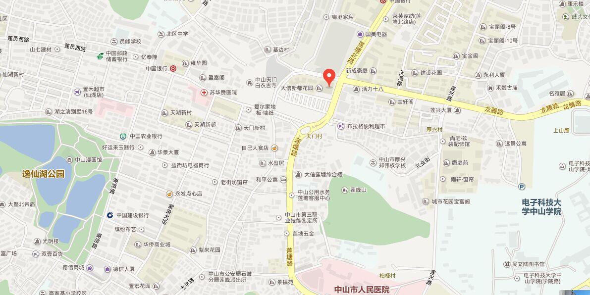 003/023/035/201 经过大信商业街的线路:018 经过厚兴(莲兴路)的线路