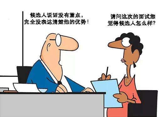 临沂招聘网整理HR透露的面试技巧