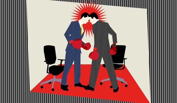 临沂招聘网告诉你遇到脾气差的同事要怎么破